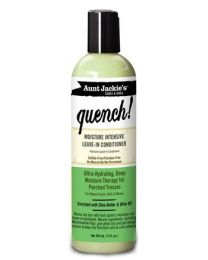 Aunt Jackies Curls & Coils Quench Moisture Intensive Leave-in Conditioner