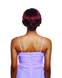 Crown braid lace wig - Harebell RCCB01