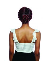 Crown braid lace wig - Clover RCCB02