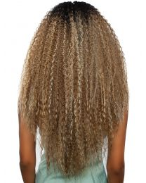 """ManeConceptHair - Front lace wig MULTI-PARTING 13x7"""" frontal - WINDY"""