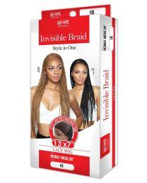 "Maneconcepthair -  Pre-Braided Lace Front Wig - RCBI02-MINAJ 24"""