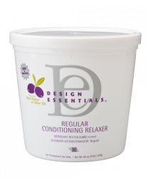 Design Essentials Conditioning Relaxer Regular - 64oz / 1,8kg