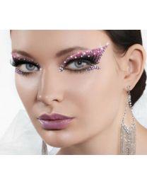 Xoticeyes Self Adhesive Pink Eyes Strips