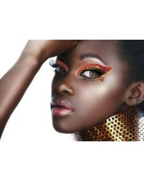 Xoticeyes Self Adhesive Nubian Queen Eyes Strips