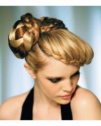 Balmain Elegance Saint Tropez - hairbun