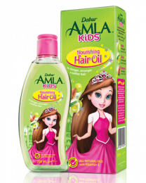 Dabur Amla Kids Nourishing Hair Oil 200 ml