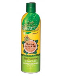 SOFT & BEAUTIFUL BOTANICALS SHEA BUTTER LEAVE IN CONDITIONER