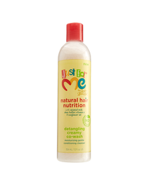 Just For Me Natural Hair Nutrition Detangling Creamy Co-Wash 354 ml