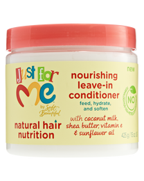 Just For Me Natural Hair Nutrition Nourishing Leave In Conditioner 425 g