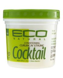 Eco Natural Olive Oil And Shea Butter Cocktail