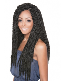Isis Hair Afri Naptual Cubic Twist 3D Jumbo Braids