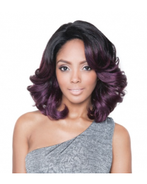Isis Red Carpet Lacefront Wig Afro Bounce