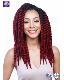 Bobbi Boss Braids Senegal Bomba Skinny Twist 12""