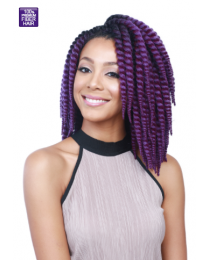 Bobbi Boss Braids Senegal Bomba Skinny Twist 3pcs