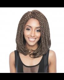 Isis Red Carpet Braid Lace Front Wig Senegal Bob Twist