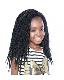 Isis Hair Afrinaptural Kids Rock Senegalese Twist 12""