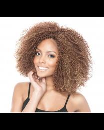 "Isis Hair Faux Remi Caribbean 2x Bohemian Soft Water 10"""