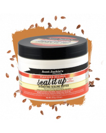 Aunt Jackie's Seal It Up – Hydrating Sealing Butter - 7.5oz / 213ml
