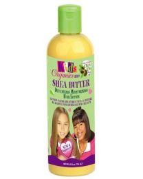 Africas Best Kids Organics Shea Butter Detangling Moisturizing Hair Lotion 340ml
