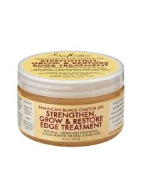Shea Moisture Black Castor Oil Strengthen, Grow & Restore Edge Treatment