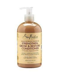 Shea Moisture Jamaican Black Castor Oil Strengthen, Grow & Restore Conditioner