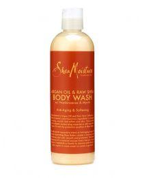 Shea Moisture Argan Oil & Raw Shea Body Wash