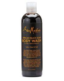 Shea Moisture African Black Soap Body Wash