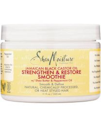 Shea Moisture Jamaican Black Castor Oil Strengthen, Grow & Restore Treatment Masque