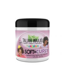 Taliah Waajid - Kinky/wavy/natural - Soft & Curly  - 6oz  / 177ml