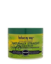 Texture My Way Naturally Straight Straightening Smoothing Butter 118 ml
