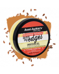 Aunt Jackie's Tame My Edges – Smoothing Gel - 2.5oz / 71g