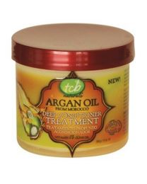 TCB Naturals Argan Oil Oil Deep Conditioner Treatment 340 gr