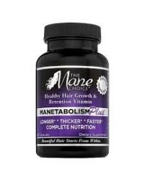 The Mane Choice Manetabolisme Plus Vitamins
