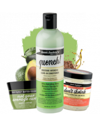 Aunt Jackie's The Perfect Strength n' Shine Kit