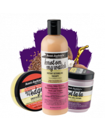 Aunt Jackie's The Perfect Tame Your Mane Kit