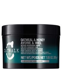 Tigi Catwalk Oatmeal & Honey Intense Nourishing Masque 200 ml