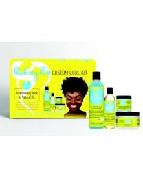 Curls Blueberry Bliss Custom Curl Kit Transitioning Back to Natural KIT