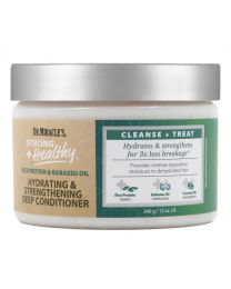 Dr. Miracles Strong + Healthy Hydrating & Strengthening Deep Conditioner 12oz.