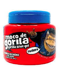 Moco De Gorila - Rockero Red Gel - 9.5oz / 225ml