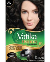 Dabur Vatika Henna Hair Color