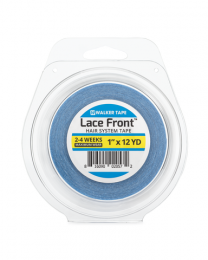 "Walker Lace Front Tape Roll - 1"" x 12yrds"