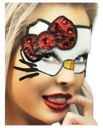 Xoticeyes Hello Kitty Sexy Stick On Body Art + Whiskers