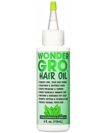 Wonder Gro Hair Oil - 4oz / 118ml